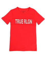 True Religion - TR Print Mesh Tee (8-20)-2348657