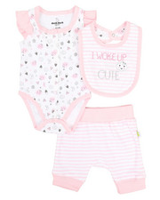 Girls - 3 Piece Knit Set (Infant)-2345394