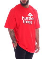 Men - Hustle Trees Tee (B&T)-2350571