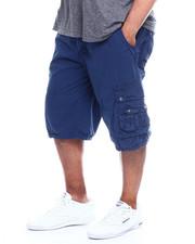 Buyers Picks - Men's Twill Belted Cargo Short (B&T)-2349362