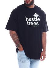 LRG - Hustle Trees Tee (B&T)-2350497
