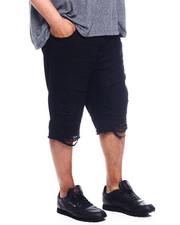 SMOKE RISE - Twill Shorts (B&T)-2349329