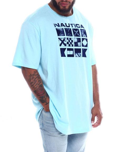Nautica - 26/1 CPRS S/S Jersey Tee (B&T)