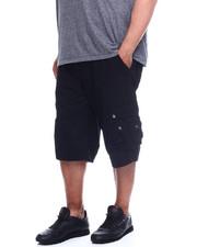 Buyers Picks - Men's Twill Belted Cargo Short (B&T)-2349279
