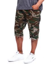 SMOKE RISE - Twill Shorts (B&T)-2349374