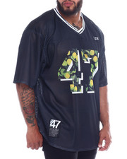 Shirts - Gridiron I Lux Football Jersey (B&T)-2346832