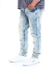 SMOKE RISE - Denim Pants (B&T)-2347274