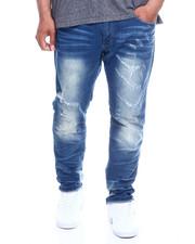 SMOKE RISE - Denim Pants (B&T)-2349339