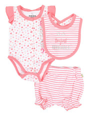 Girls - 3 Piece Knit Set (Infant)-2345382