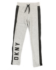 Girls - Mixed Media Skinny Joggers (7-16)-2348279