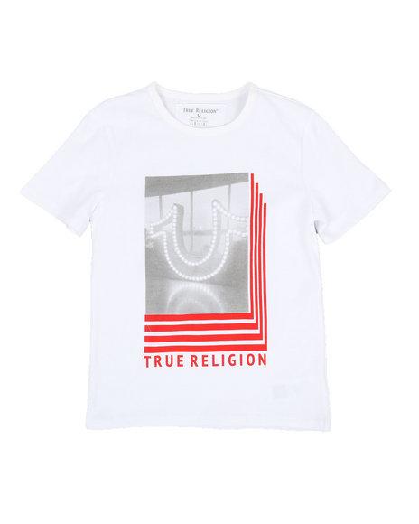 True Religion - HS Tee (8-20)