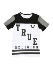 True Religion - Varsity Tee (8-20)-2347771