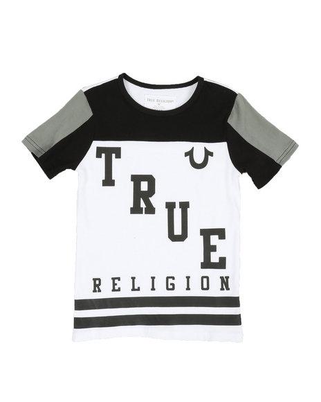 True Religion - Varsity Tee (8-20)