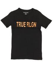 True Religion - TR Print Mesh Tee (8-20)-2348917