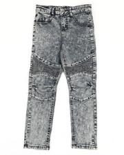 Phat Farm - Skinny Stretch Washed Moto Jeans (8-20)-2350458