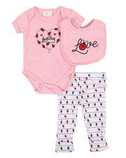 Infant & Newborn - 3 Piece Knit Set (Infant)-2345481