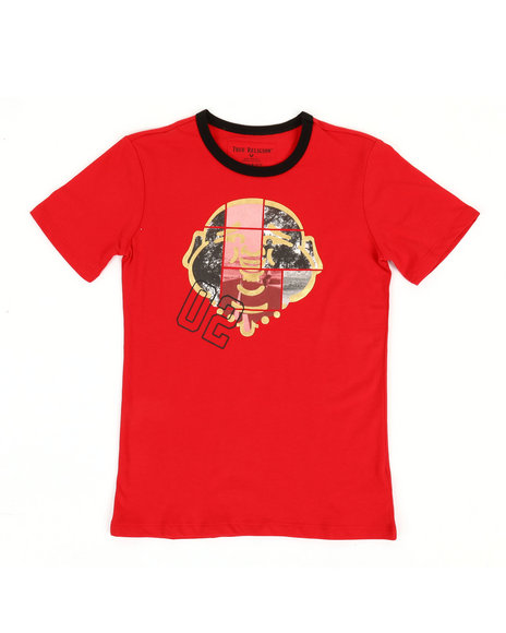 True Religion - Buddha Tee (8-20)