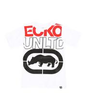 Tops - Ecko Unltd Big Print Tee (8-20)-2346997