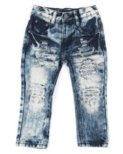Sizes 2T-4T - Toddler - Rip and Repair Jeans (2T-4T)-2349710