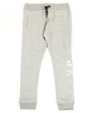 Girls - Logo Placement Joggers (7-16)-2348284