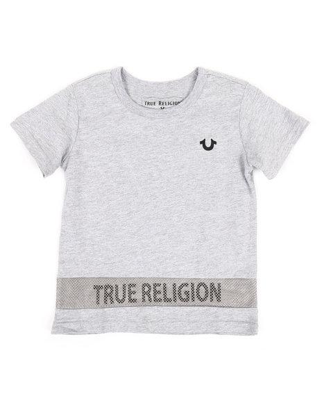 True Religion - High Low Tee (4-7)