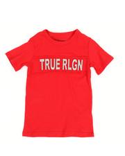 True Religion - TR Print Mesh Tee (4-7)-2348900