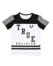 True Religion - Varsity Tee (4-7)-2347751