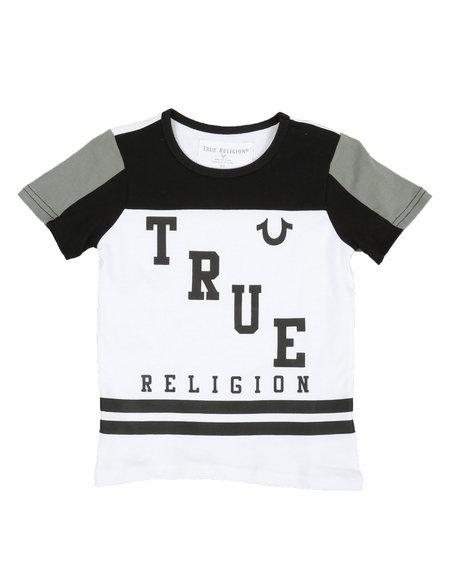 True Religion - Varsity Tee (4-7)