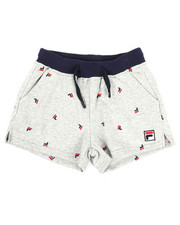 Fila - Heritage French Terry Shorts (7-16)-2349021