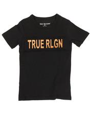 True Religion - TR Print Mesh Tee (4-7)-2348912
