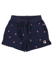 Girls - Heritage French Terry Shorts (7-16)-2349016