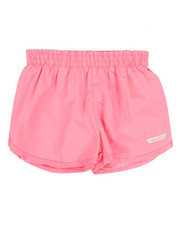 Girls - Knit Under-Short Woven Shorts (7-16)-2348713