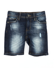 Buffalo - 5 Pocket Denim Shorts (2T-4T)-2351432