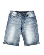 Buffalo - 5 Pocket Denim Shorts (8-20)-2351409