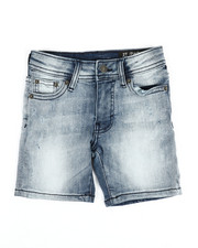 Buffalo - 5 Pocket Denim Shorts (2T-4T)-2351400