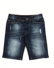 Buffalo - 5 Pocket Denim Shorts (8-20)-2351436