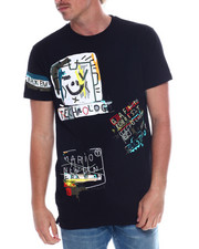 Buyers Picks - TECHNOLOGY SCRIBBLE TEE-2351082