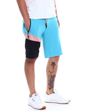 Jordan Craig - BLACK COLORBLOCK SHORT-2351580