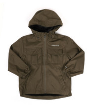 Light Jackets - Caspian 2L Rain Jacket (4-7)-2348807
