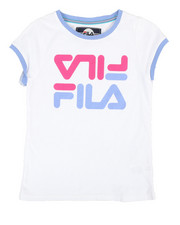 Fila - Fila Red Crop Ringer Tee (7-16)-2348982