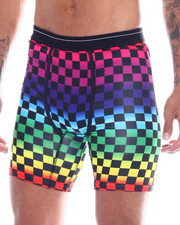 Boxers & Briefs - Rainbow Checker Brief-2348533