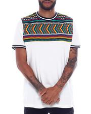 Shirts - AZTEC PRINT TEE-2351994