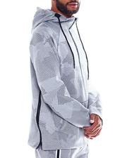 Athleisure for Men - Techno Camo Print Hoodie-2352051