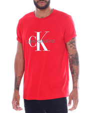 Calvin Klein - MONOGRAM EMBROIDERED TEE-2348864