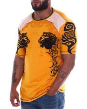 Short-Sleeve - Double Lion S/S Tee (B&T)-2352115