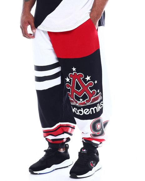 Akademiks - Strike Aka Bats Sweatpants (B&T)