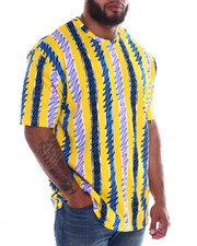 Short-Sleeve - S/S Printed Jersey Crew Tee (B&T)-2352139