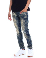 Jeans & Pants - Worn out Rip and Repair Stretch Jeans-2352887