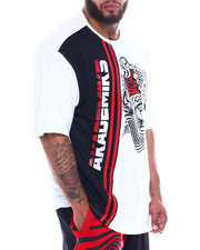 Akademiks - Racer Racing Tiger Tee (B&T)-2352127