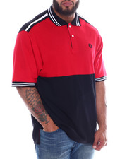Akademiks - Creswell Taped Polo (B&T)-2334973